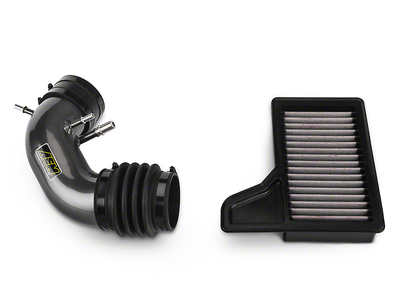 AEM Intake Tube w/ DryFlow Replacement Filter (15-17 GT)