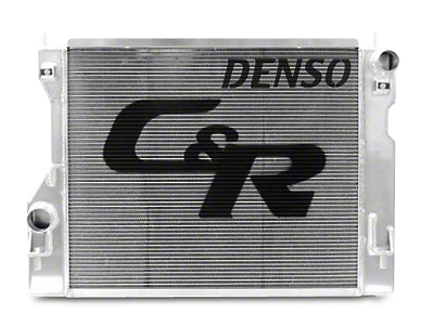 C&R Racing Ultra High Performance Radiator (07-12 GT500)