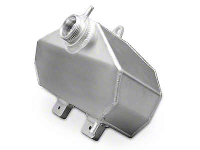 C&R Racing Engine Coolant Reservoir - Aluminum (15-18 GT)