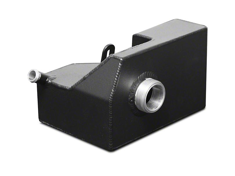 C&R Racing Supercharger Coolant Reservoir - Satin Black (13-14 GT500)