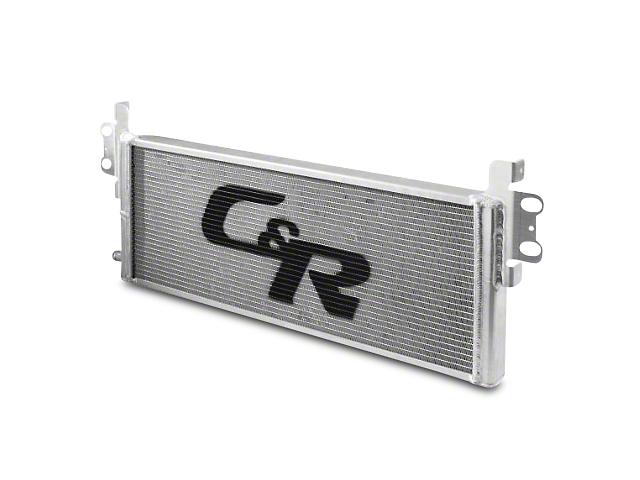 GT500 Heat Exchanger w/o Fans (07-14 GT500)