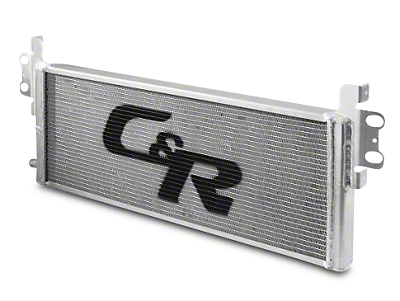 C&R Racing GT500 Heat Exchanger w/o Fans (07-14 GT500)