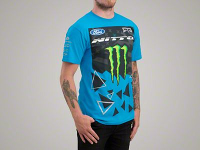 RTR 2016 VGJR Team T-Shirt Turquoise - Small