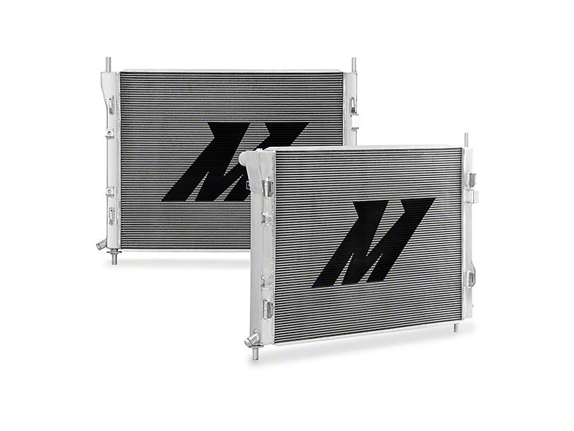 Mishimoto Performance Aluminum Radiator (15-17 GT)