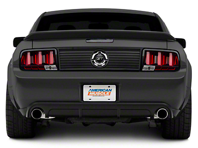 Raxiom Vector Tail Lights - Red Diffusers (05-09 All)