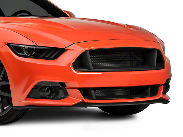 Cervini's C-Series Upper & Lower Grille (15-17 GT, EcoBoost, V6)