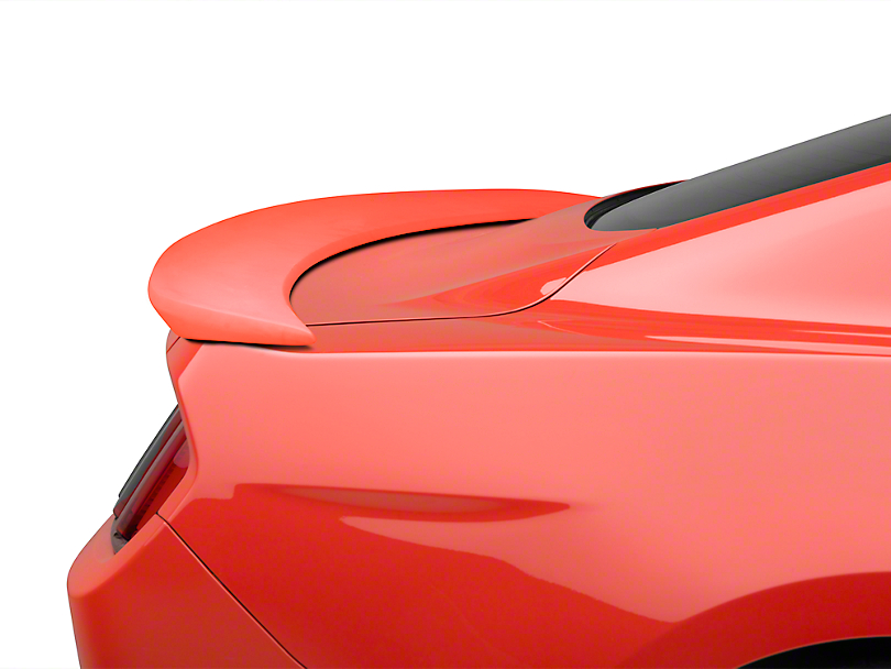 RK Sport Fiberglass Rear Spoiler - Unpainted (15-19 Fastback)