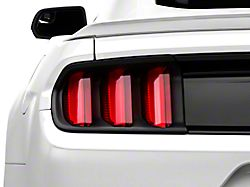 MMD Tail Light Trim - Matte Black (15-17 All, Excluding 50th Anniversary)
