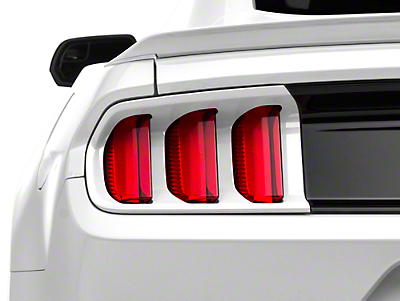 MMD Tail Light Trim - Oxford White (15-17, Exc. 50th Anniversary)