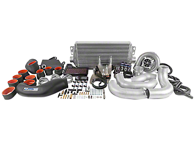 Vortech V-3 Si Supercharger Kit - Satin (15-17 GT)