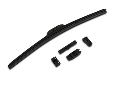 Add Scrubblade Platinum Wiper - 20 in. (05-17 Passenger Side)