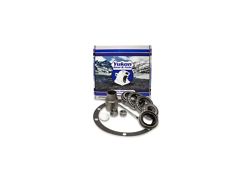 Yukon Gear Bearing Install Kit - 8.8 in. (11-14 V6; 86-14 V8, Excluding 13-14 GT500)