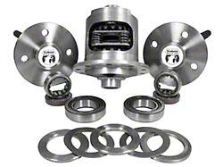 Yukon Gear 8.8-Inch 4-Lug Axles; 31 Spline (79-93 5.0L)