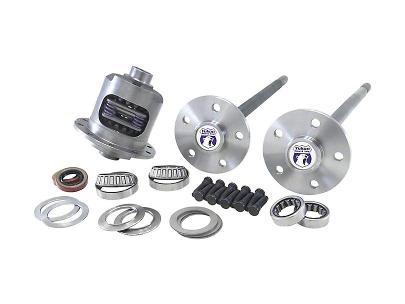 Yukon Gear 8.8 in. Duragrip Posi Rear Differential w/ 28 Spline 5 Lug Axles (86-93 5.0L)