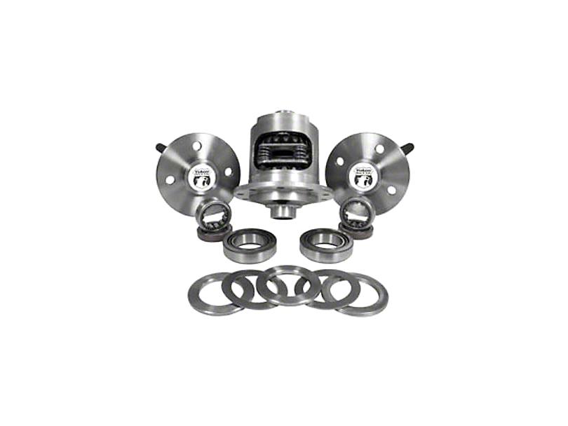 Yukon Gear 8.8 in. Duragrip Posi Rear Differential w/ 31 Spline 5 Lug Axles (86-93 5.0L)