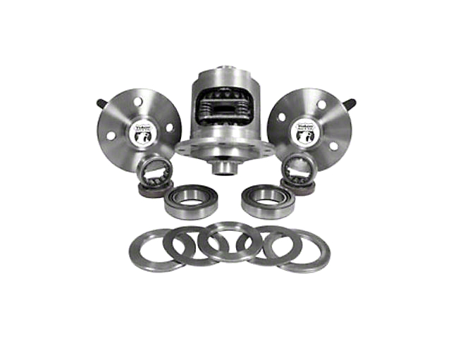 Yukon Gear 8.8-Inch Duragrip Posi Rear Differential with 5-Lug Axles; 31 Spline (86-93 5.0L)