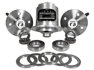 Yukon Gear 8.8 in. Duragrip Posi Rear Differential w/ 31 Spline 5 Lug Axles (99-04 GT, Mach 1)