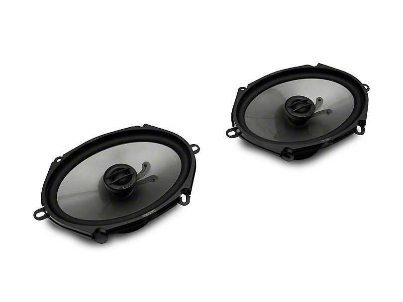 JL Audio 5x7 in. C2-570 Coaxial Speakers (15-20 All)