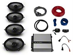 Raxiom by JL Audio Base Stereo Upgrade Kit (15-19 w/ Base Stereo)