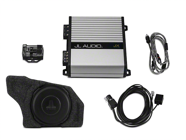 Raxiom by JL Audio Base Stereo Subwoofer Upgrade Kit (15-18 Fastback)