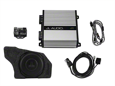 Raxiom by JL Audio Base Stereo Subwoofer Upgrade Kit (15-17 Fastback)