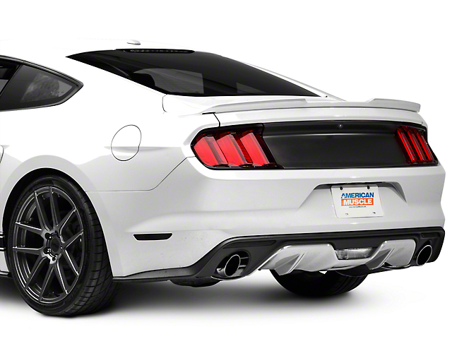 MMD Decklid Panel - Matte Black (15-18 All)