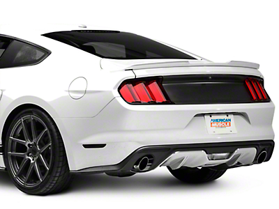 MMD Decklid Panel - Matte Black (15-19 All)