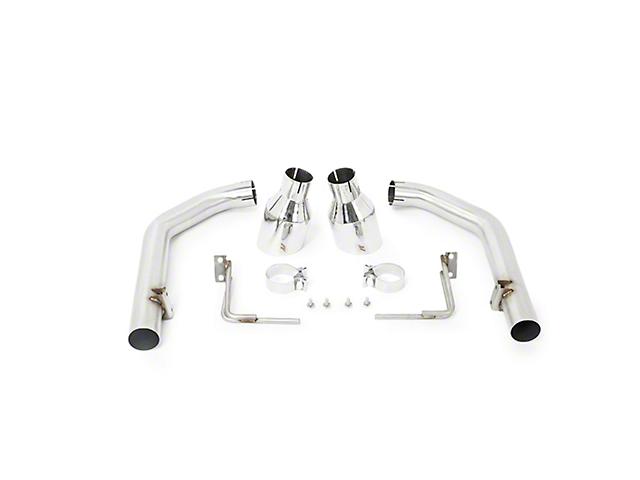 Mishimoto Race Axle-Back Exhaust - Polished Tips (15-17 GT)