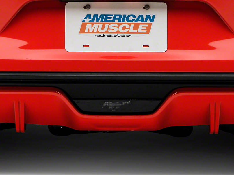 American Muscle Graphics Reverse Light Pony Logo Decal (15-18 All)