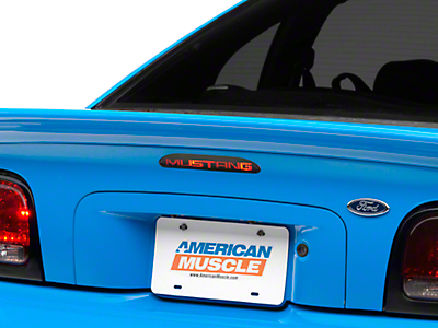 American Muscle Graphics 3rd Brake Light Decal (94-98 All, Excluding 94-95 Cobra)