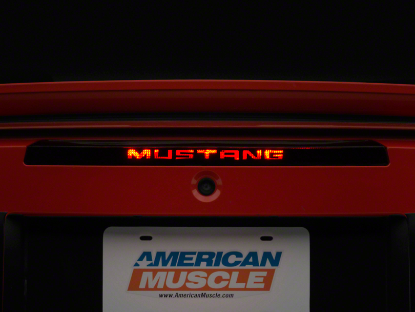 American Muscle Graphics 3rd Brake Light Decal (99-04 All, Excluding 03-04 Cobra)
