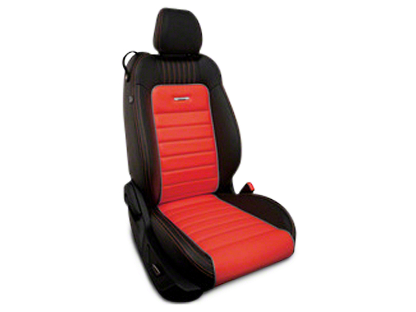 Roadwire Designer Series Leather Black Seat Covers