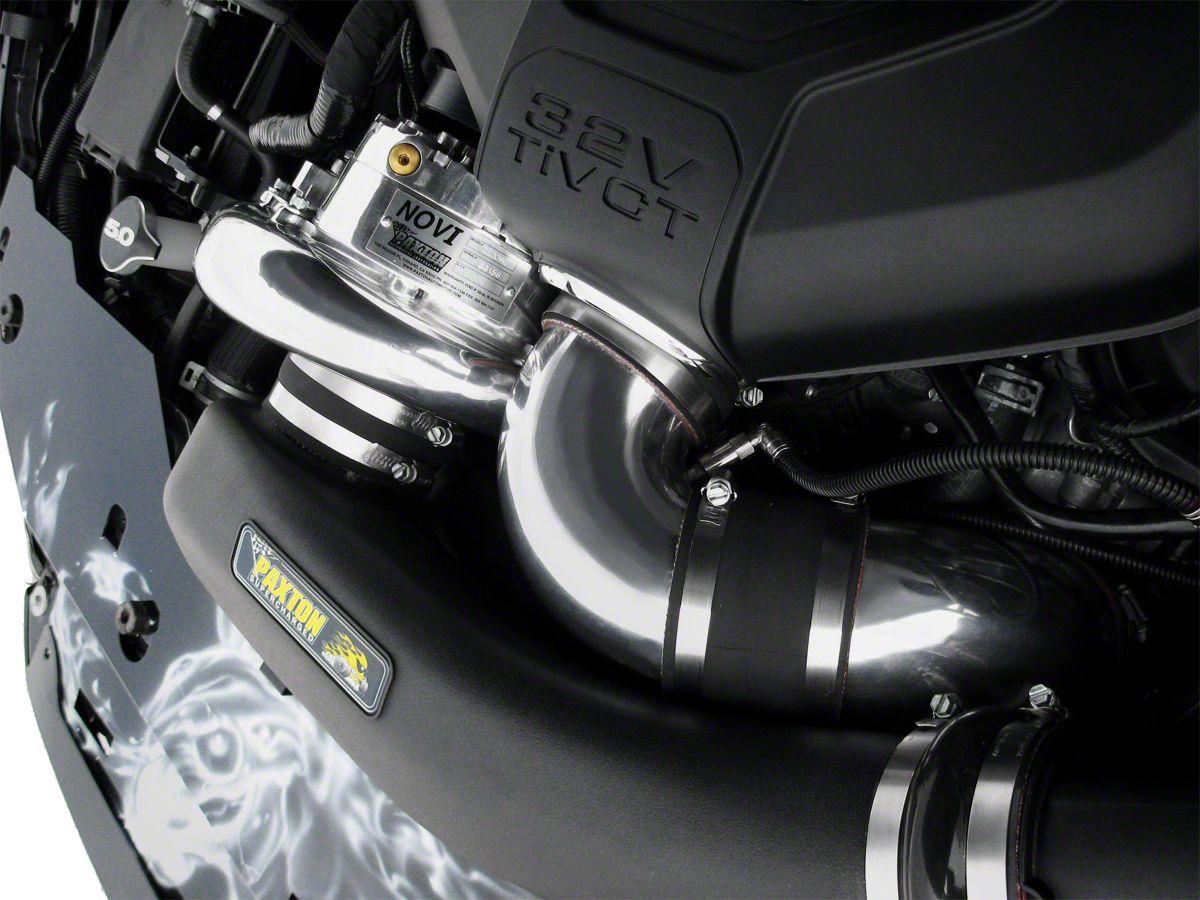 Paxton Novi 2200SL Supercharger Kit - Polished (15-17 GT)