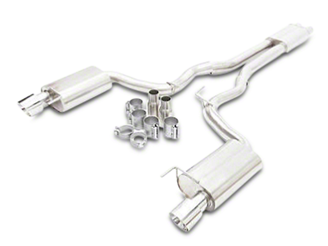 Krona Performance 3 in. Cat-Back Exhaust (15-17 GT Fastback)