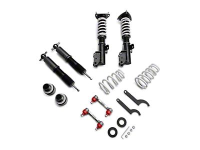 SR Performance Height & Damping Adjustable Coil Over Kit (15-18 w/o MagneRide)
