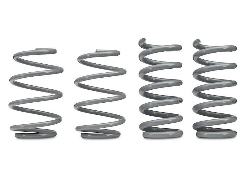 RTR Tactical Performance Lowering Springs (15-18 GT Fastback, EcoBoost w/o MagneRide)