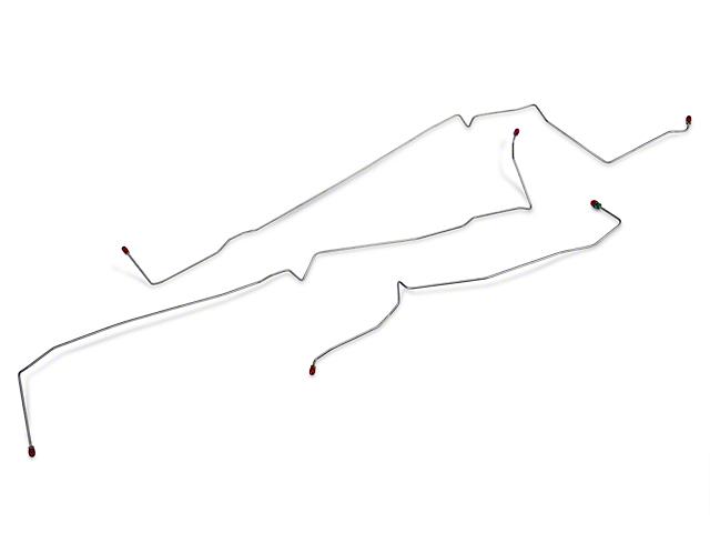 OPR Steel Intermediate Brake Line (94-95 GT w/ ABS)