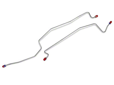 OPR Steel Rear Axle Brake Line (94-95 GT)