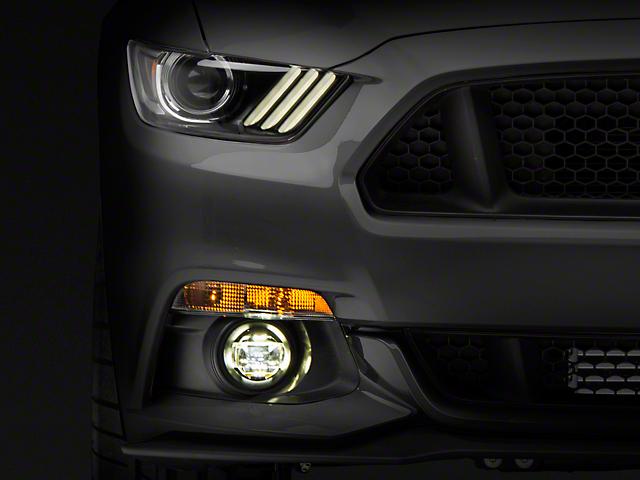 Raxiom OE Style Fog Lights (15-17 V6)