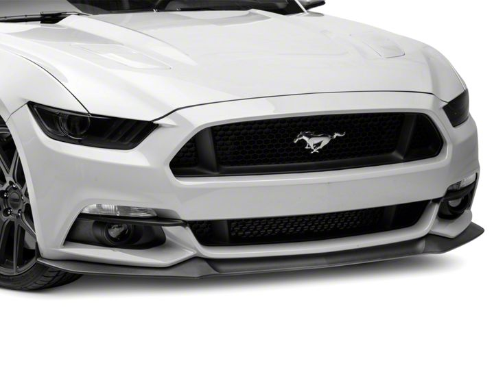 How to Install MMD Bumper Splitters - Matte Black on your Mustang   AmericanMuscle