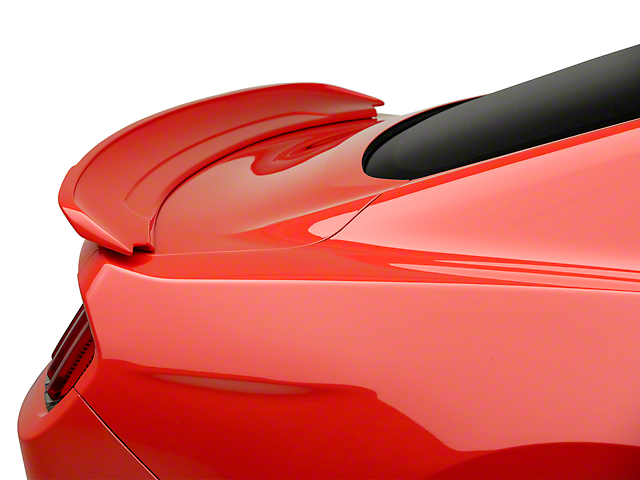 SpeedForm GT350 Style Track Pack Rear Spoiler - Unpainted (15-19 All)