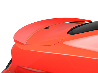 GT/CS Style Rear Spoiler - Unpainted (15-18 All)