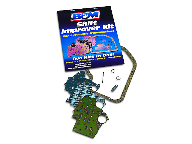 B&M Transmission Shift Improver Kit - AODE & 4R70W (92-95 GT, V6)