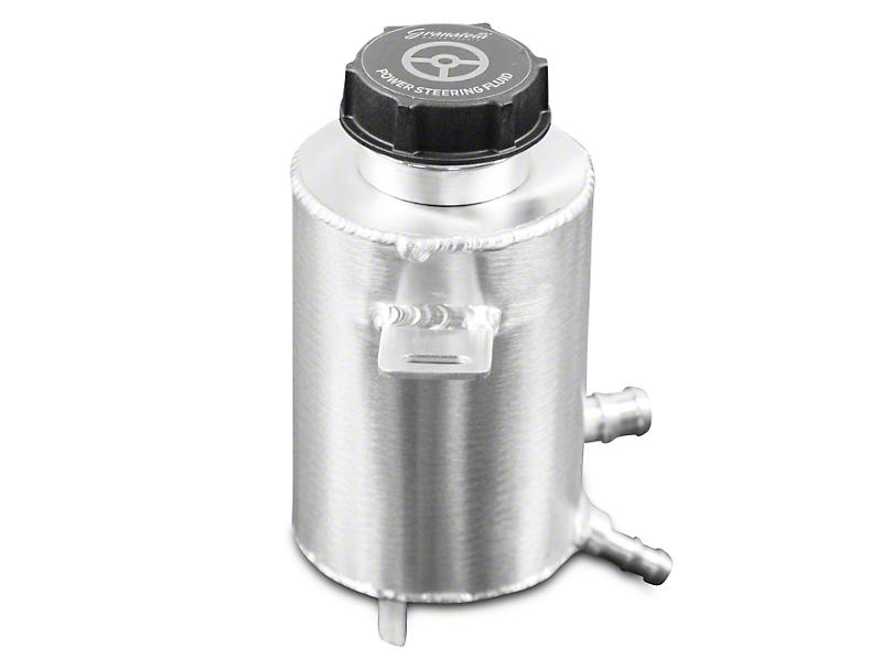 GMS Aluminum Power Steering Reservoir - Satin (05-10 GT, GT500)