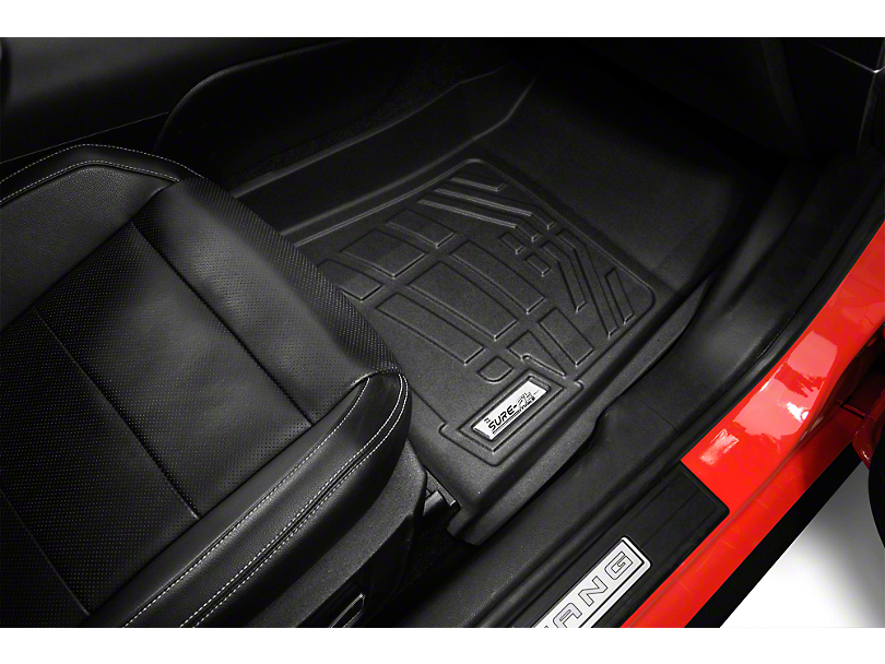 Wade Sure-Fit Front Floor Liners - Black (15-18 All)