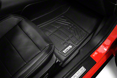 Wade Sure-Fit Front Floor Mats - Black (15-19 All)