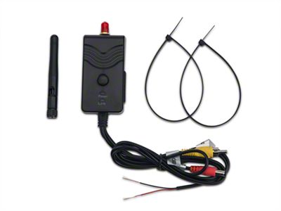 Alterum WiFi Back-Up Camera Integration Kit (05-19 All)