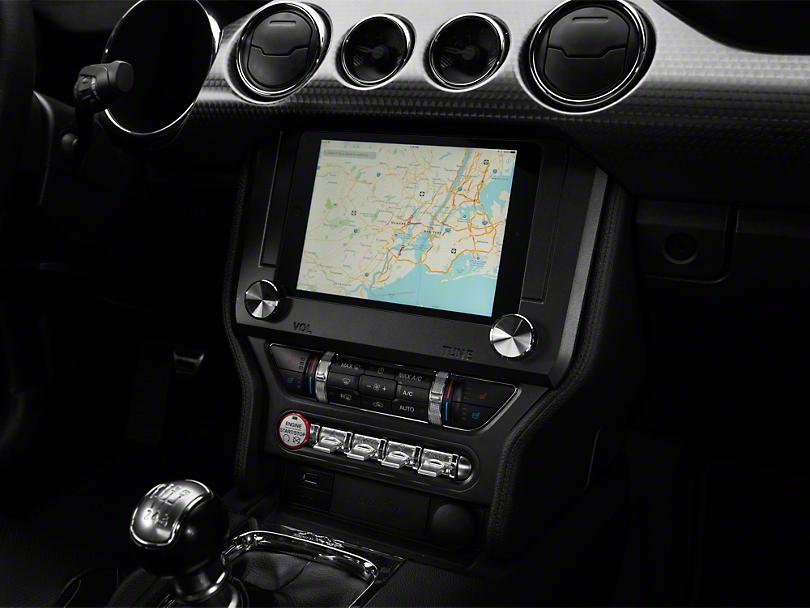 Alterum iPad Mini Dash Mount Kit (15-17 All)