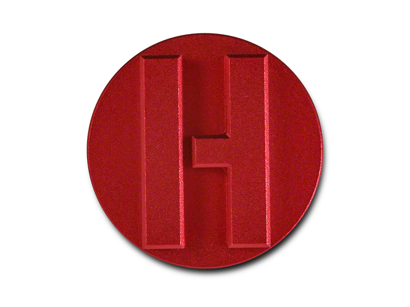 Mishimoto Hoonigan Oil Filler Cap - Red (05-17 GT, V6)