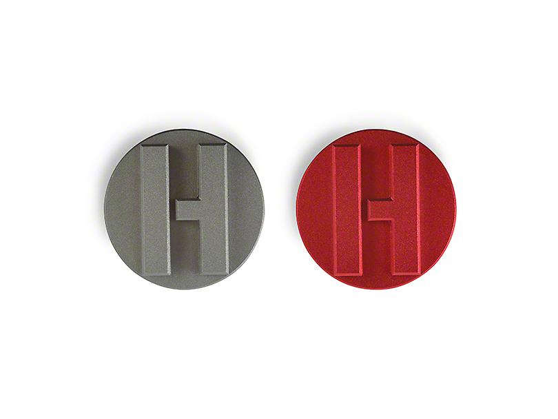 Mishimoto Hoonigan Oil Filler Cap - Silver (05-17 GT, V6)